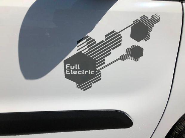 Photo miniature de la Citroën Berlingo M Electric Club 2018 d'occasion