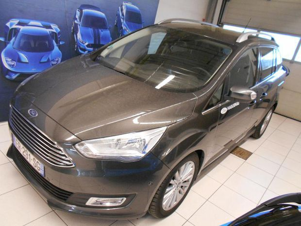 Photo miniature de la Ford Grand C-MAX 1.5 TDCi 120ch Stop&Start Titanium 2017 d'occasion