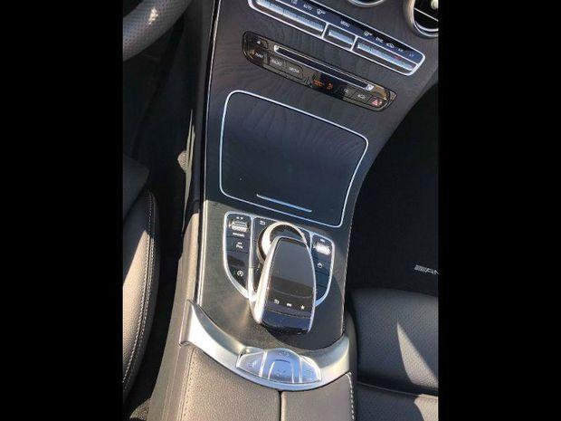 Photo miniature de la Mercedes Classe C Cabriolet 250 211ch Sportline 9G-Tronic 2017 d'occasion