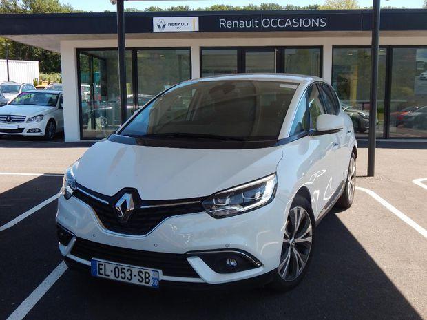 Photo miniature de la Renault Scenic dCi 130 Energy Intens 2017 d'occasion
