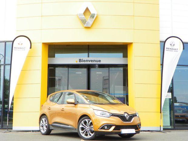 Photo miniature de la Renault Scenic dCi 130 Energy Business 2017 d'occasion