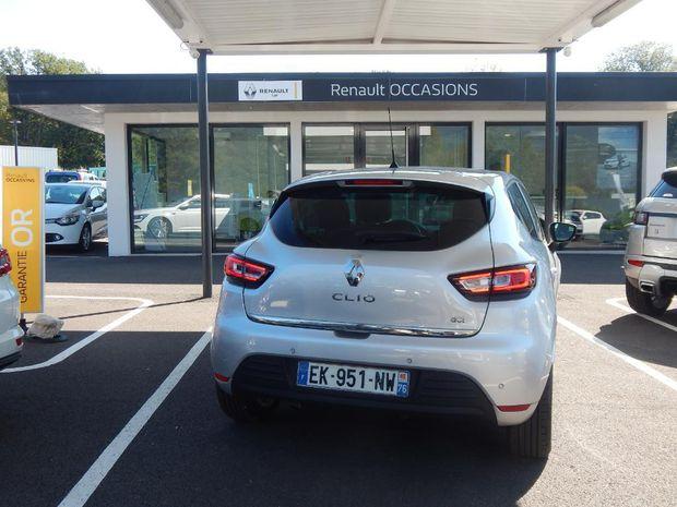 Photo miniature de la Renault Clio dCi 90 Energy Intens 2017 d'occasion