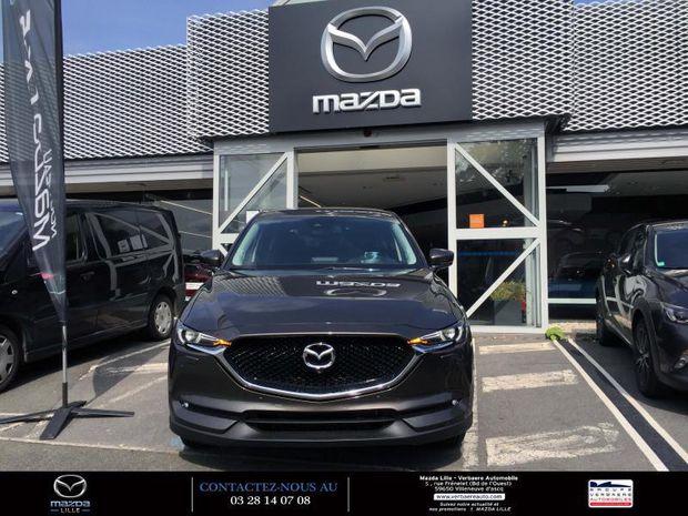 Photo miniature de la Mazda CX5 2018 2.0L 165 CV DYNAMIQUE BVA 4X2 5P 2018 d'occasion
