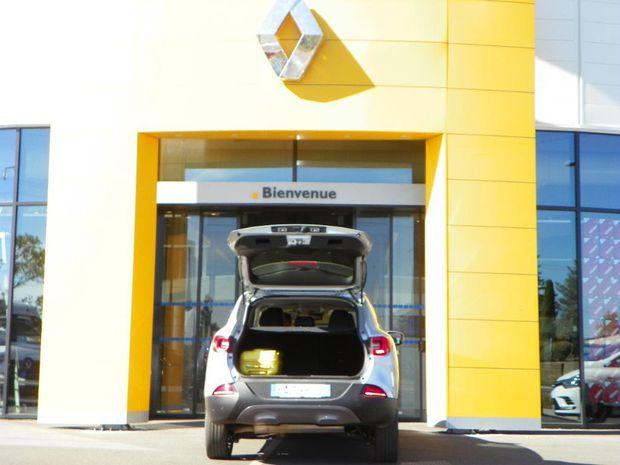 Photo miniature de la Renault Kadjar dCi 130 Energy 4WD Intens 2016 d'occasion