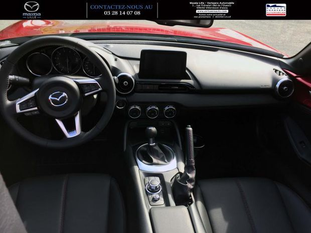 Photo miniature de la Mazda MX5 ST 2019 2.0L 184 CV SELECTION BVM 2018 d'occasion