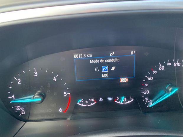 Photo miniature de la Ford Focus 1.5 EcoBlue 120ch Stop&Start Titanium 2018 d'occasion