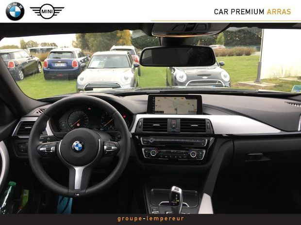 Photo miniature de la BMW Serie 3 318d 150ch M Sport 2018 d'occasion