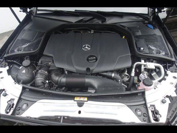 Photo miniature de la Mercedes Classe C 250 d Sportline 4Matic 9G-Tronic 2018 d'occasion