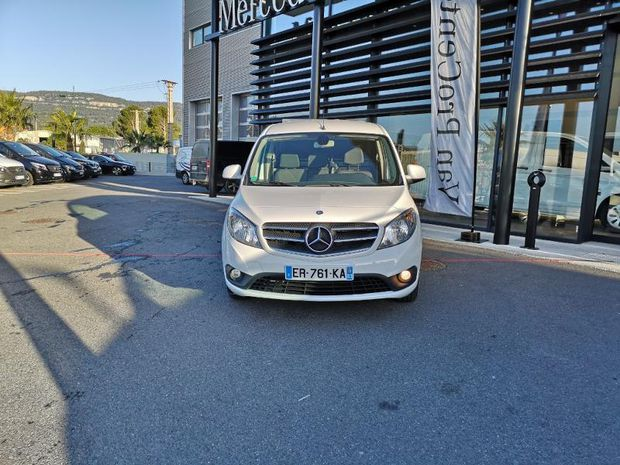 Photo miniature de la Mercedes Citan 109 CDI Long Select Euro6 2017 d'occasion