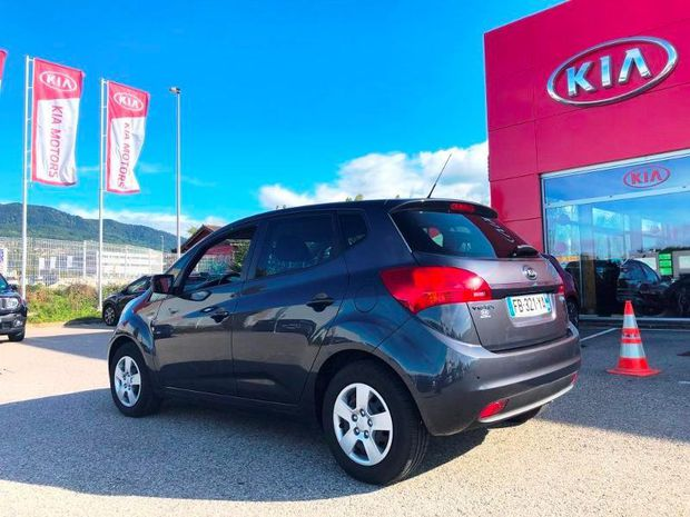 Photo miniature de la Kia Venga 1.6 125ch Origins ISG 2018 d'occasion