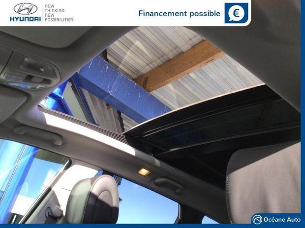 Photo miniature de la Hyundai Santa Fe 2.2 CRDi 200ch Creative 4WD BVA 2017 d'occasion