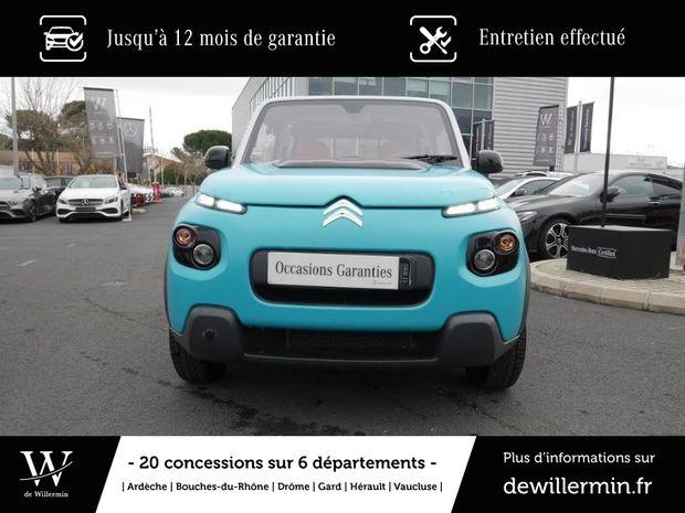 Photo miniature de la Citroën E-Mehari Electrique 2016 d'occasion